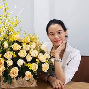 Ms.Cham - TP.Hanh Chinh CTy CP Chế Biến Thủy Sản XNK Côn Đảo