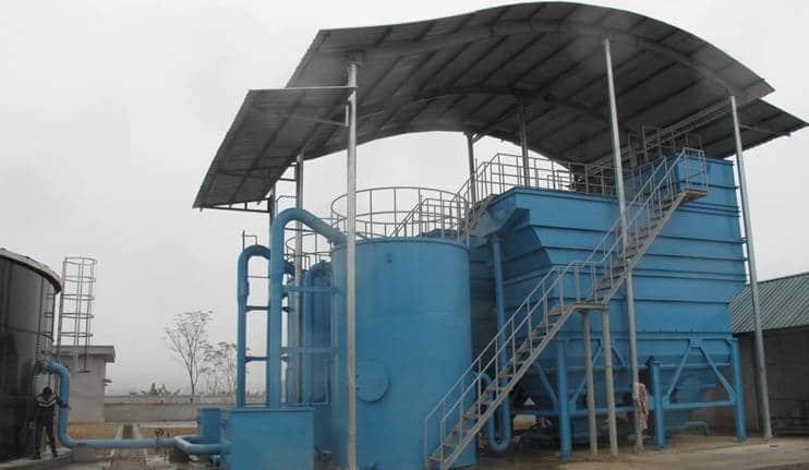 Hệ thống nước cấp Sino Pasific 600m3/ 24h